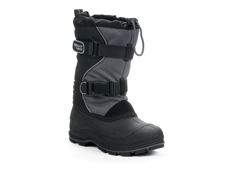 Windstorm 2.0 Snowblast black & grey 108107-15 gender-boys type-youth style-winter boots
