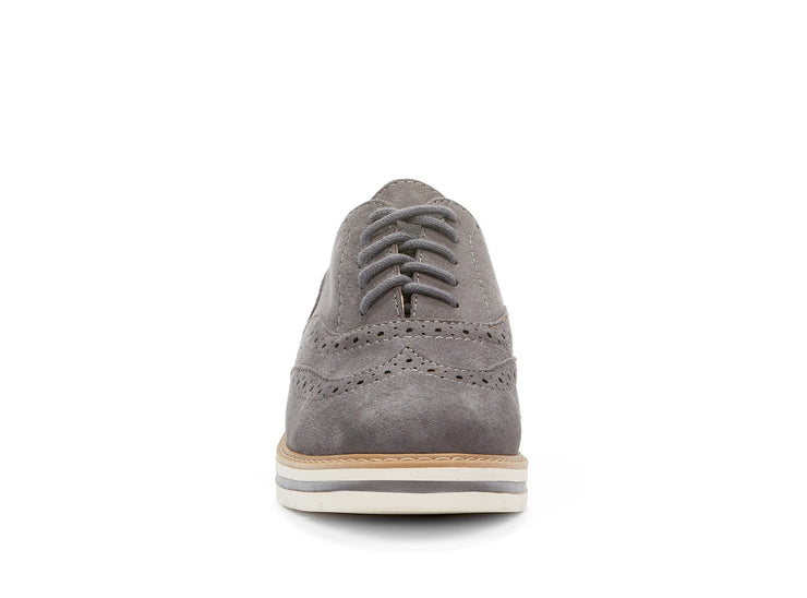 "[""Highlight Chelsee Girl grey "", "" gender-womens type-shoes style-casual""]"