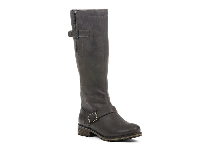 "[""Torched Chelsee Girl grey "", "" gender-womens type-light boots style-casual""]"