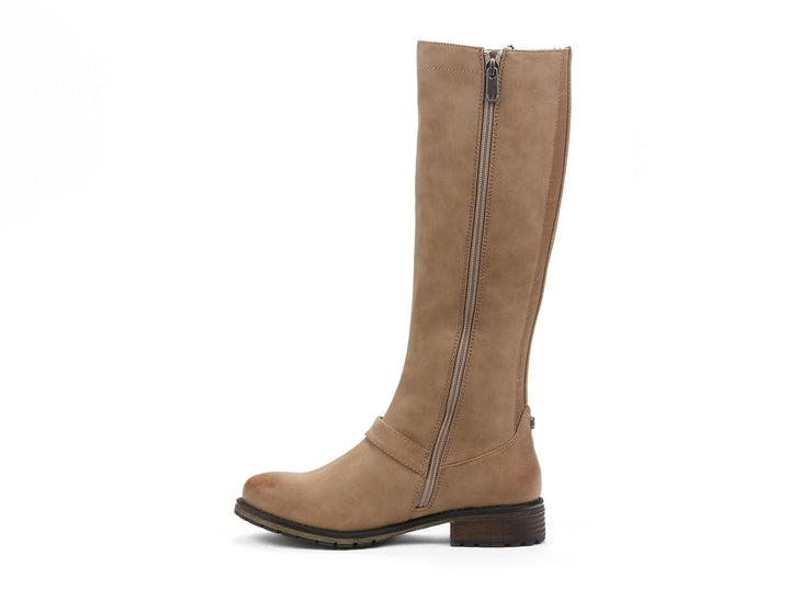 "[""Torched Chelsee Girl tan "", "" gender-womens type-light boots style-casual""]"