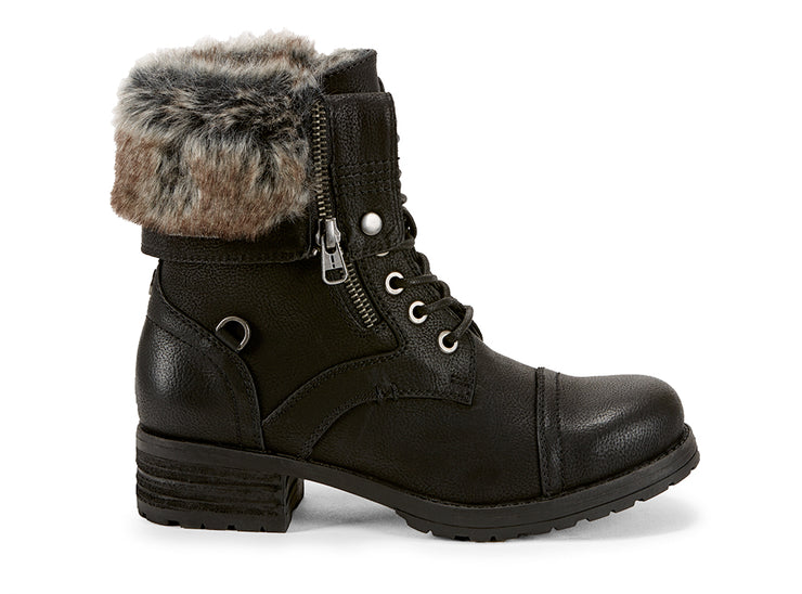 Borealis High Chelsee Girl black 108280-01 gender-womens type-winter boots style-casual