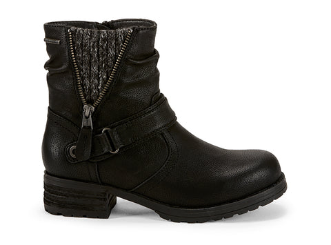 Cozyy Chelsee Girl black 108283-01 gender-womens type-winter boots style-casual
