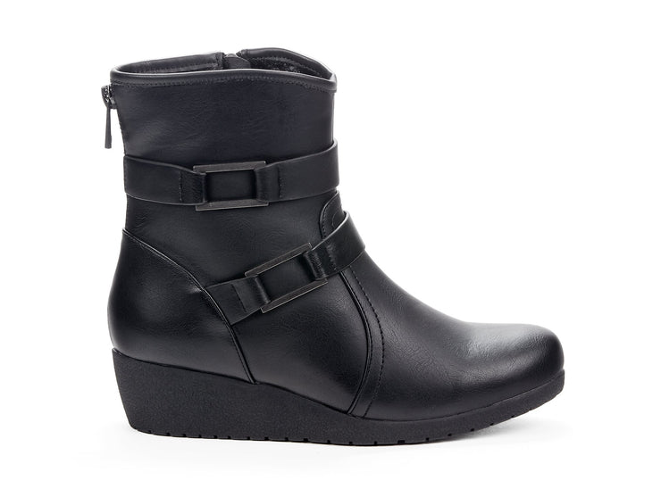 Authority Chelsee Girl black 108305-01 gender-womens type-winter boots style-casual