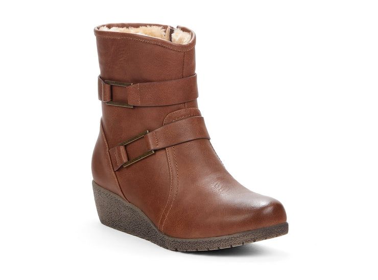 Authority Chelsee Girl cognac 108305-31 gender-womens type-winter boots style-casual
