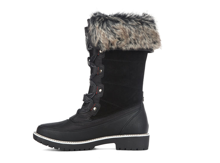 "[""Snowbound Riverland black "", "" gender-womens type-winter boots style-casual""]"