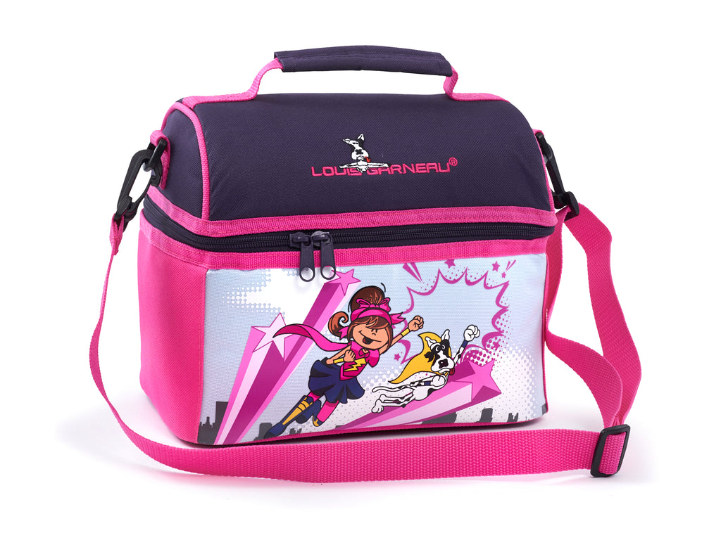 Louis Garneau Super Hero Lunchbox
