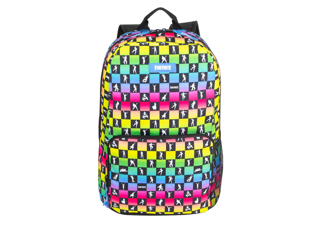 Fortnite Amplify Backpack Bright Combo