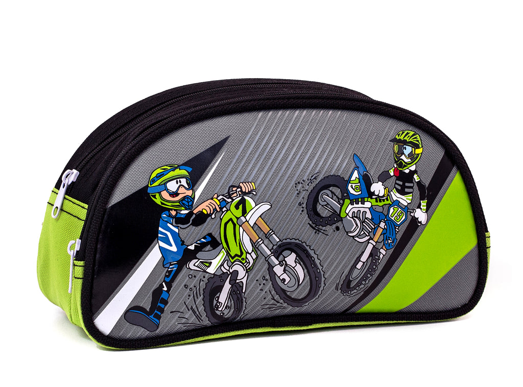 Louis Garneau Motocross Pencil Case