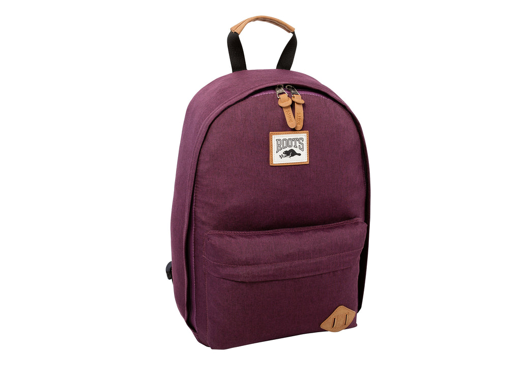 Roots Purple Backpack