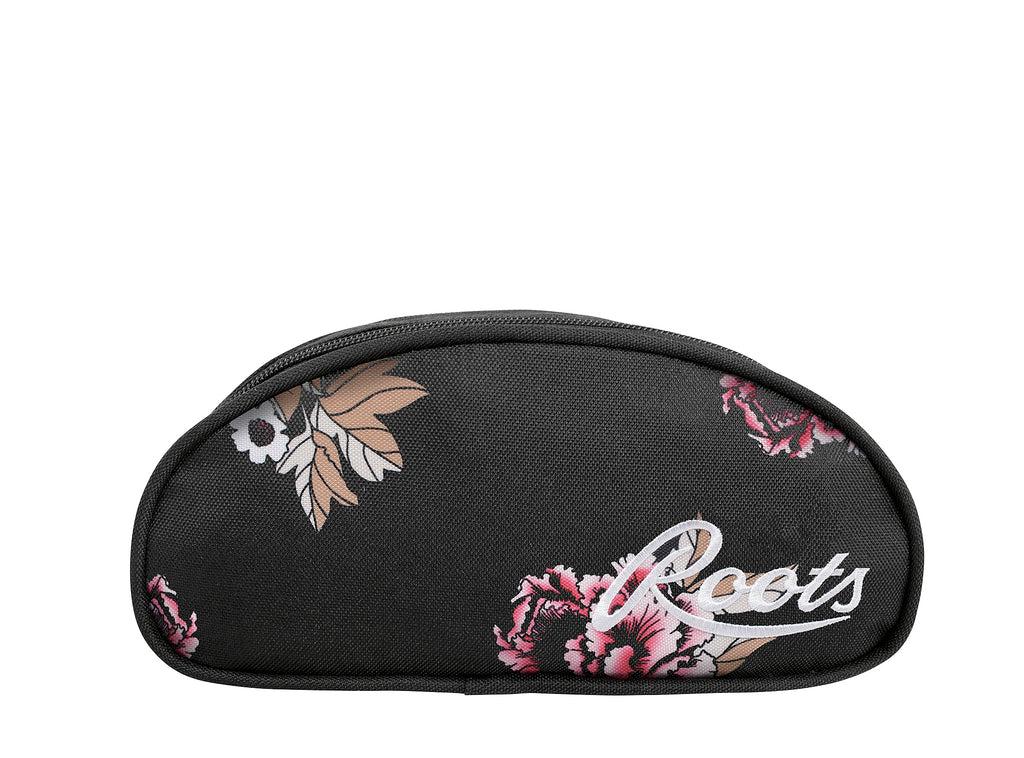 Roots Peony Flowers Pencil Case