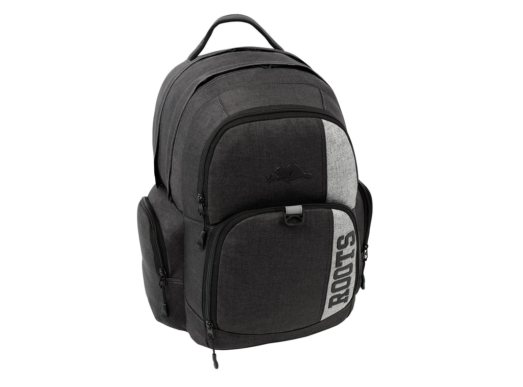 Roots Grey Backpack