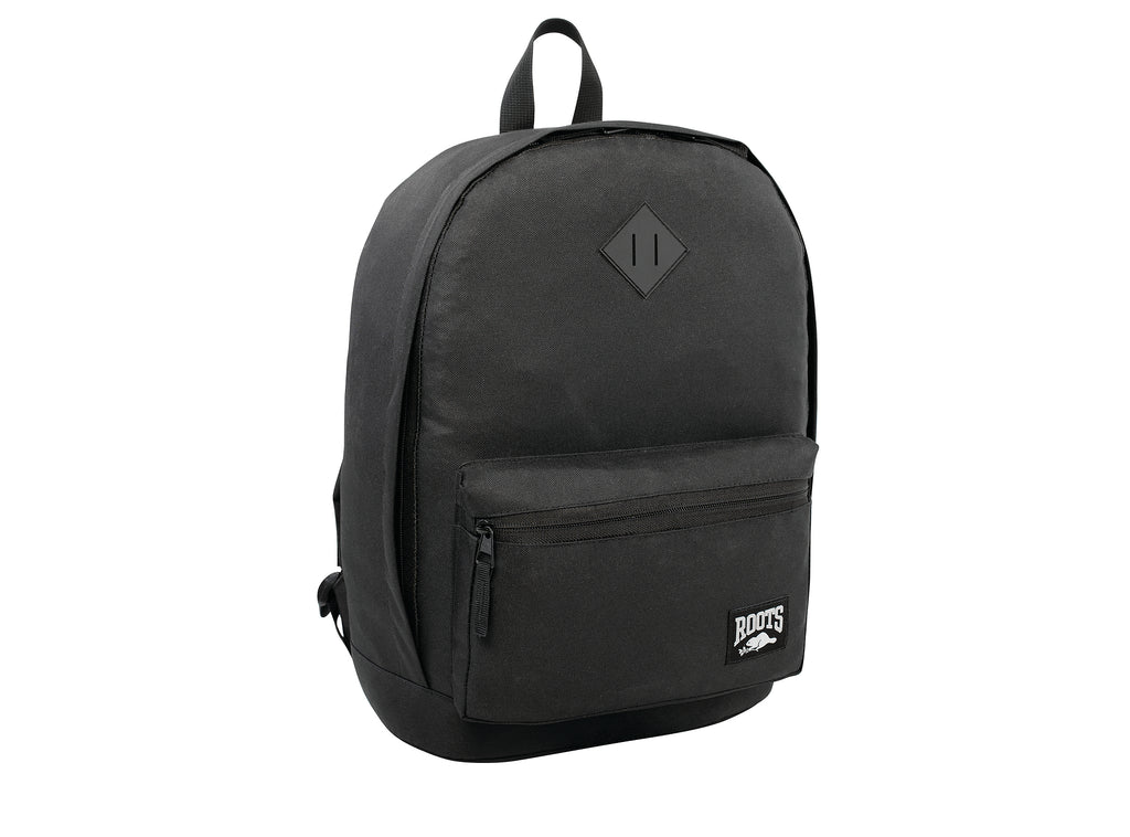 Roots Black Backpack