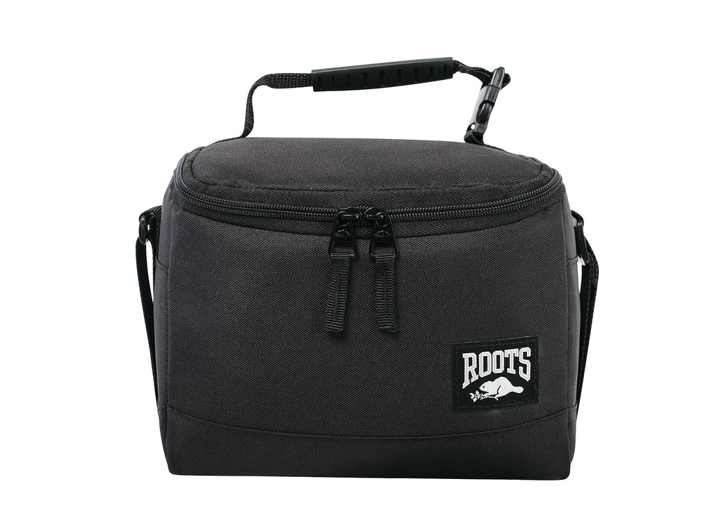 Roots Black Lunchbox