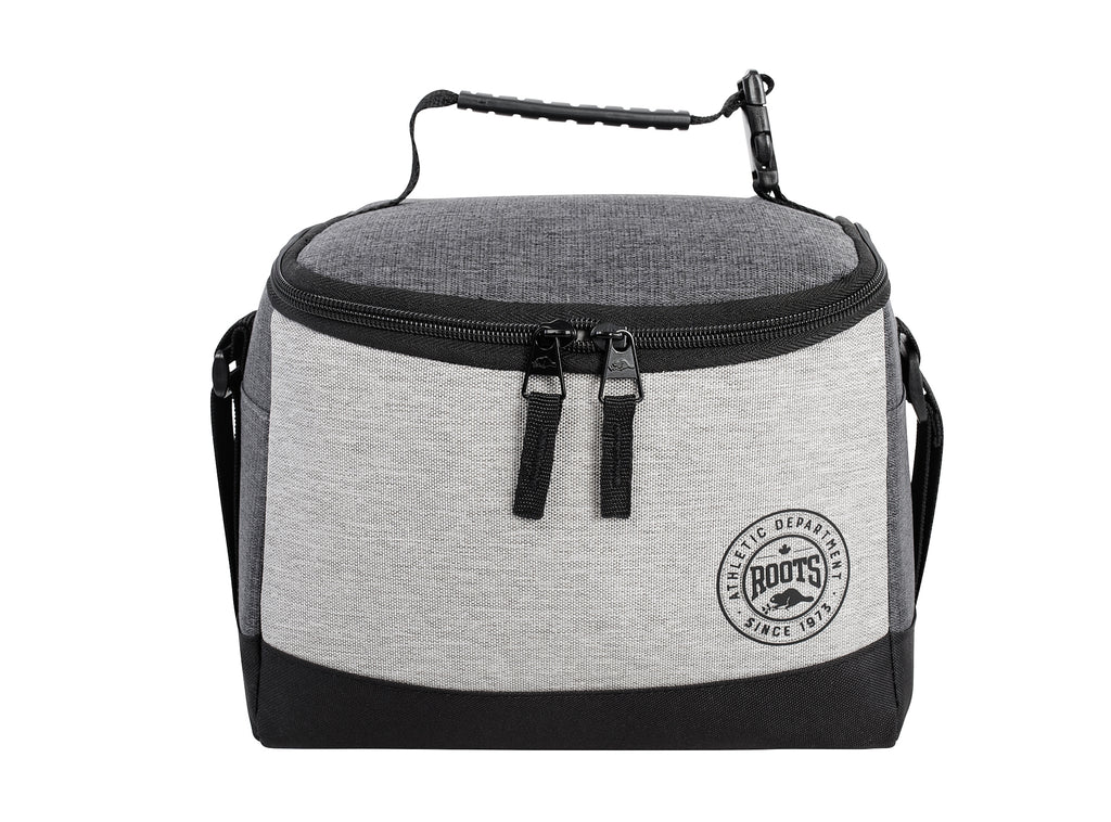 Roots Grey Lunchbox