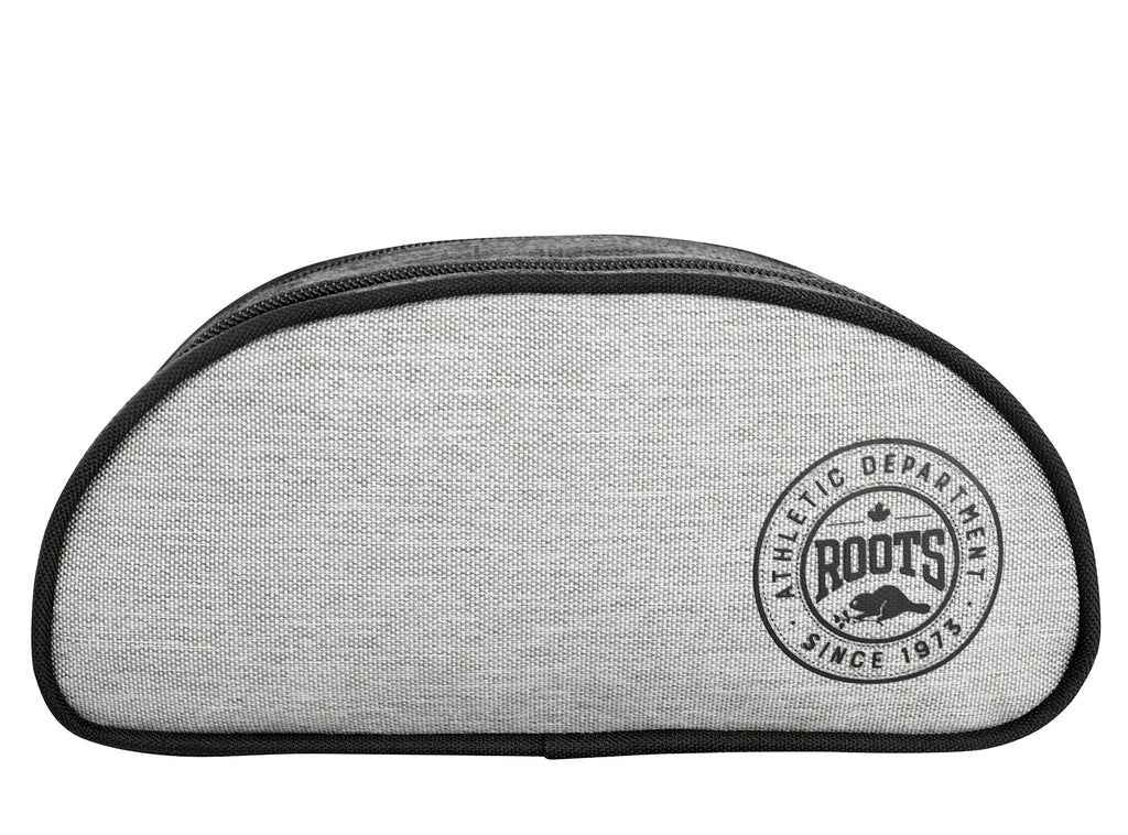 Roots Grey Pencil Case