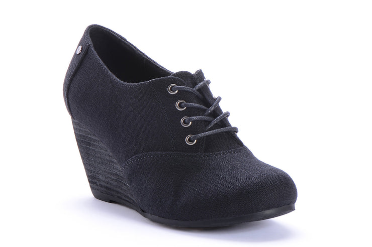 "[""FAIRLY CHELSEE GIRL Black "", "" gender-womens type-shoes style-dress""]"