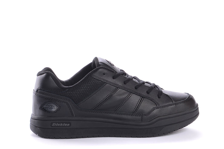 athletic skate dickies black 100141-01 gender-mens type-security shoes style-specialized