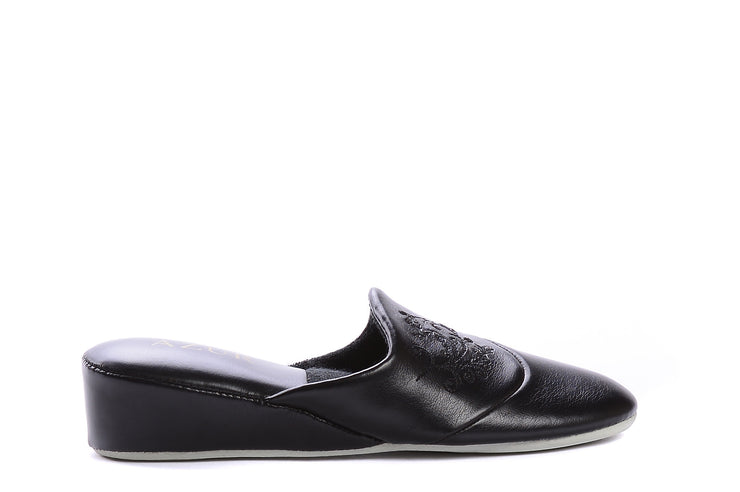 "[""jewel azur black "", "" gender-womens type-slippers style-indoor""]"