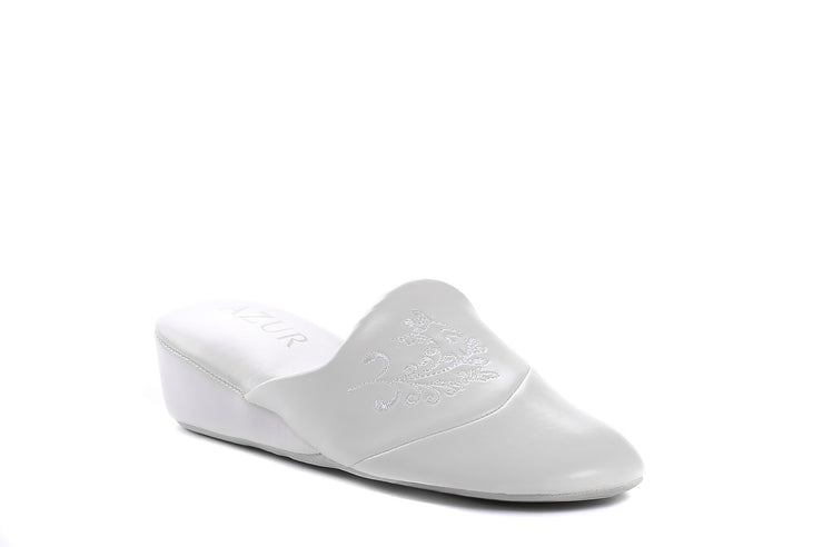 jewel azur white 100042-70 gender-womens type-slippers style-indoor