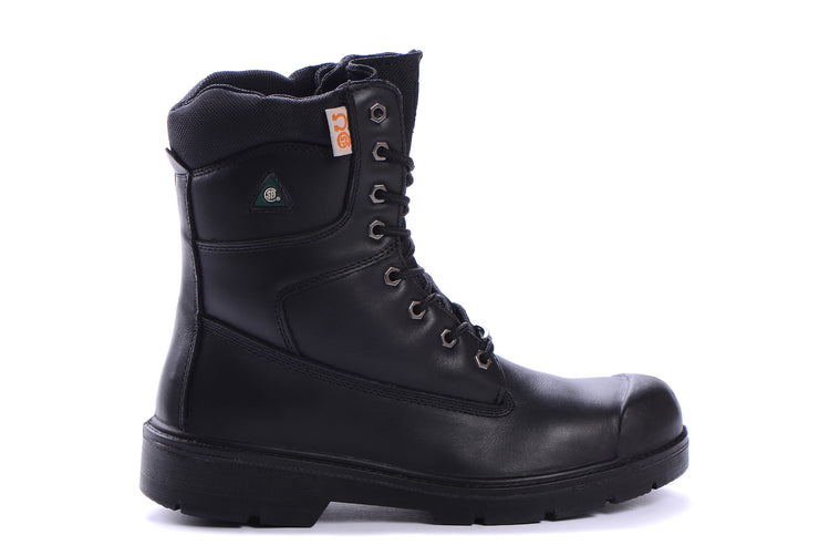 "[""prolite acton black "", "" gender-mens type-security boots style-utility""]"