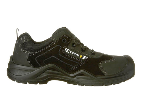 Mantis Lo Terra black 107921-01 gender-mens type-safety shoes
