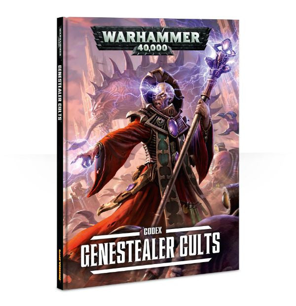 Aperçu: Genestealer cults codex