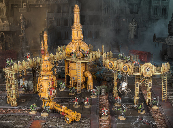 Nouveauté Games Workshop 8 avril 2017