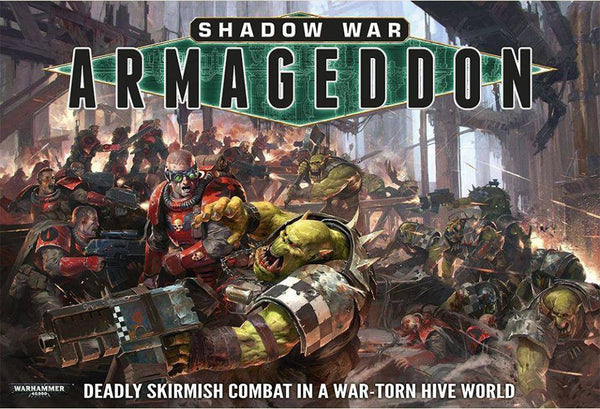 Démo de Shadow War Armageddon