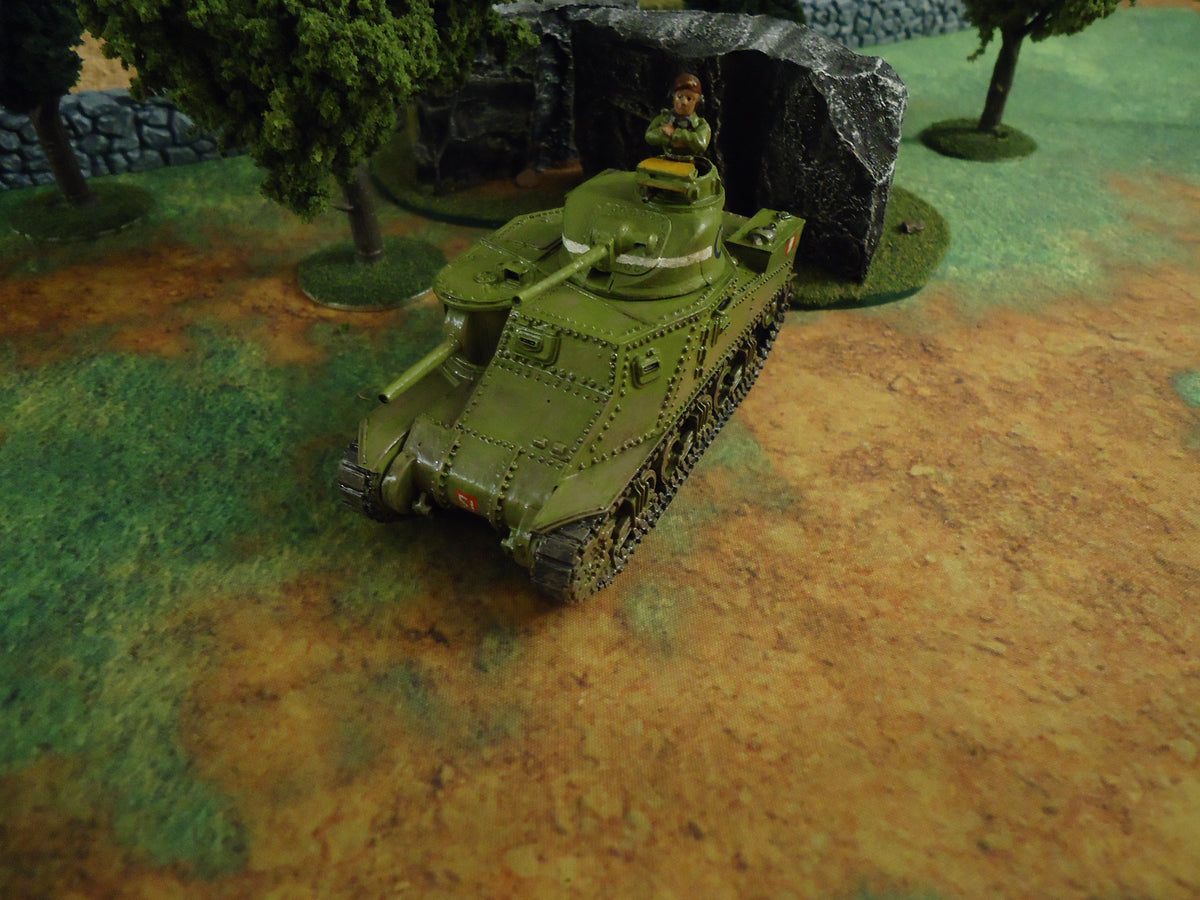 Ligue de Bolt Action - Automne 2017