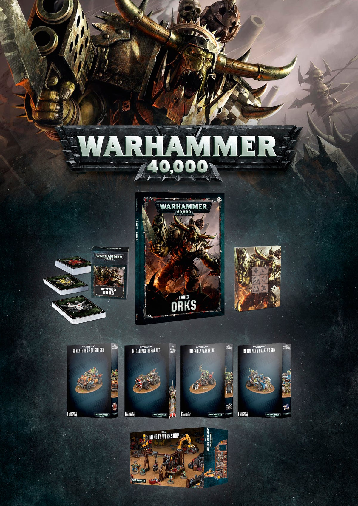 Pré-commande Games Workshop du 3 novembre