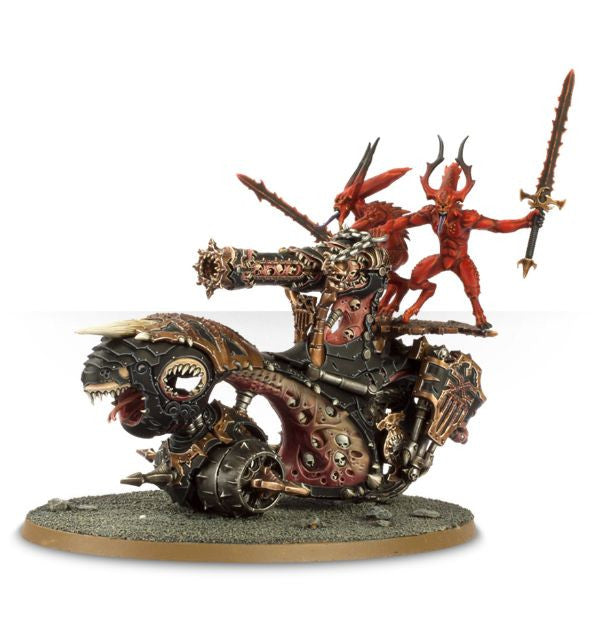 Critique Skull cannon de Khorne