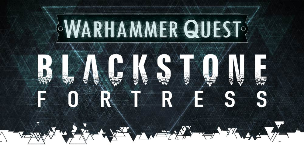 Blackstone Fortress : De plus en plus intriguant, de plus en plus excitant !