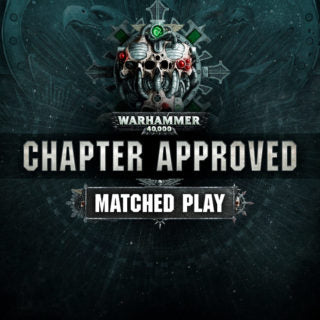 Preview des règles Matched play de Chapter approved et héros de Vigilus !