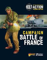 Campagne Bolt Action : Battle of France !