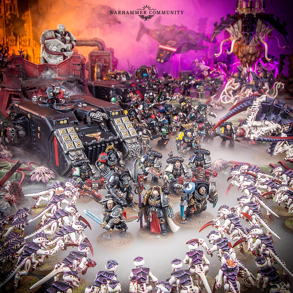 Nos 5 meilleurs spécialistes Warhammer 40,000 Take and Hold