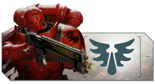 Faction Focus: Blood Angels