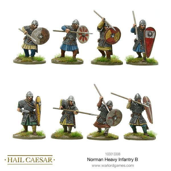 Norman Heavy Infantry B