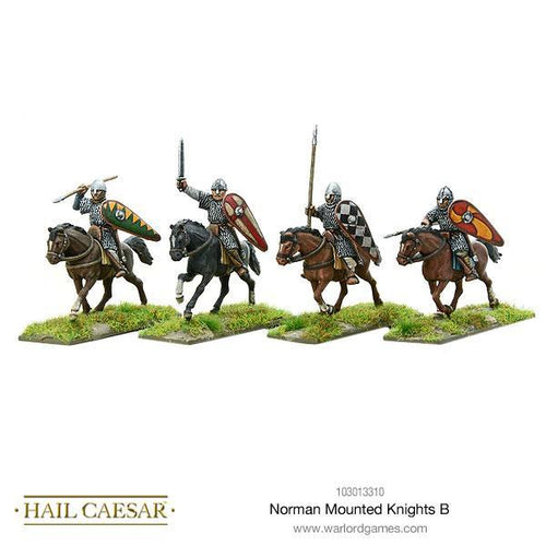 Norman Mounted Knights B