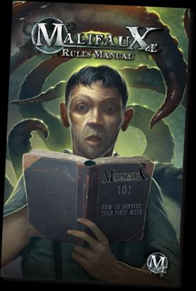 MALIFAUX 2E: RULES MANUAL, DIGEST SIZE