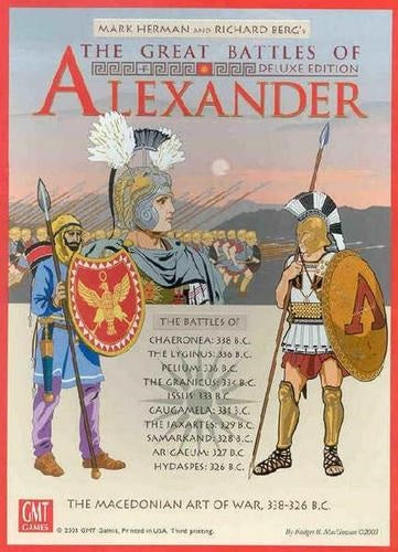 GREAT BATTLES OF ALEXANDER: DELUXE EDITION