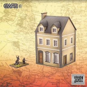 EWAR: EUROPEAN BUILDING (15-20MM SCALE)