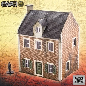 EWAR: TOWNHOUSE (28MM SCALE)