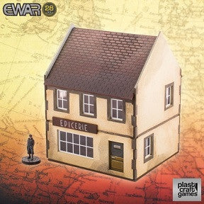 EWAR: GROCERY (28MM SCALE)
