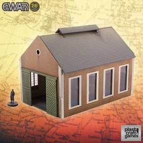 EWAR: WAREHOUSE (28MM SCALE)