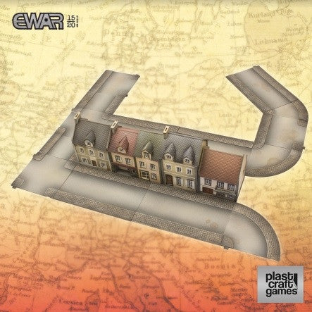 EWAR: CITY ROAD (15-20MM SCALE)