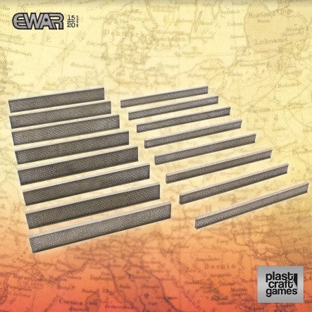 EWAR: CITY WALLS (15-20MM SCALE)