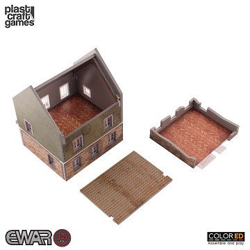 EWAR: GROCERY STORE COLOUR ED (15-20MM SCALE)