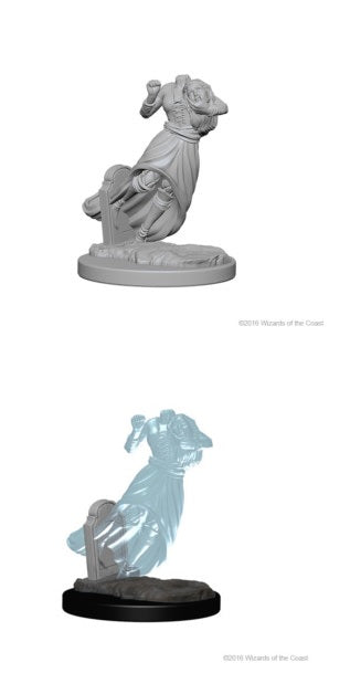 D&D UNPAINTED MINIS: GHOSTS