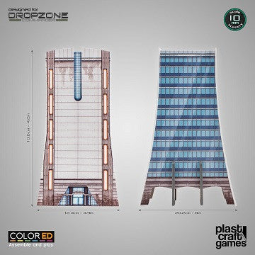 DROPZONE: OFFICE BUILDING