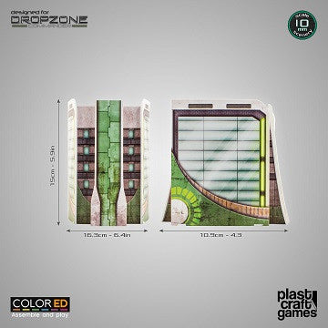 DROPZONE: CORPORATION BUILDING
